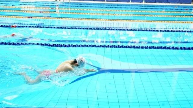 马鞍山第十二届市运会(成年组)游泳比赛圆满结束