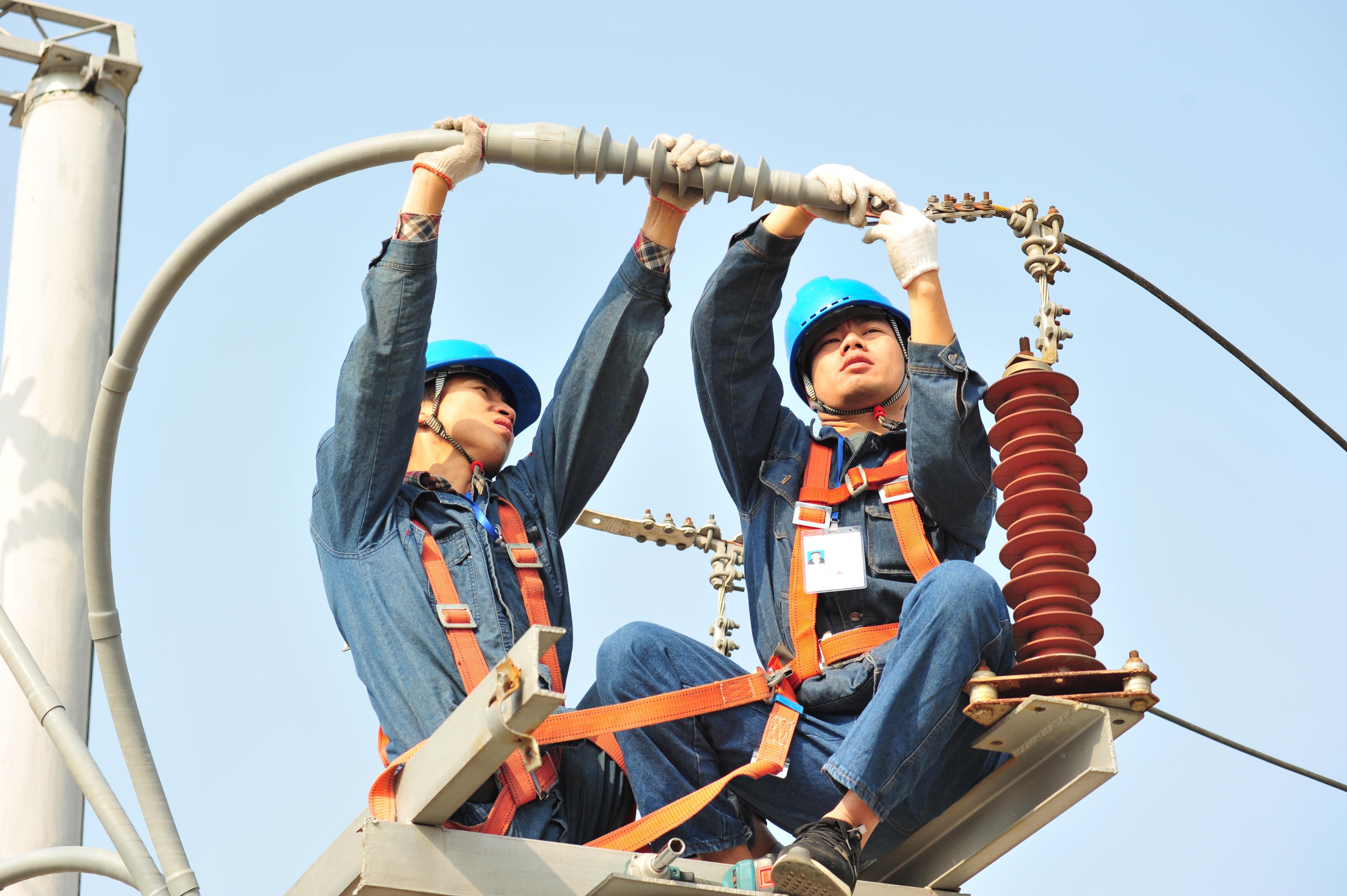 电网技改提升冬季用电保障能力