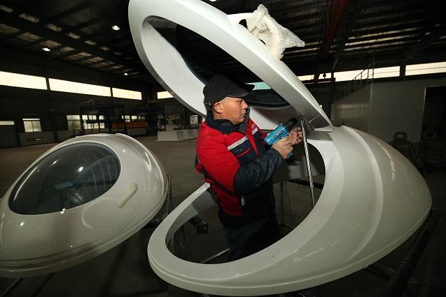 马鞍山造智慧漂浮产品市场受宠