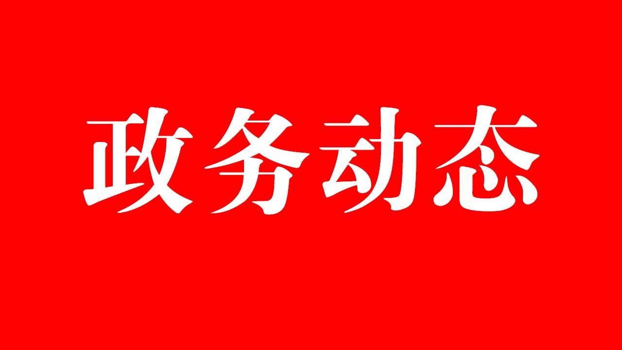 袁方主持召开市政府党组会
