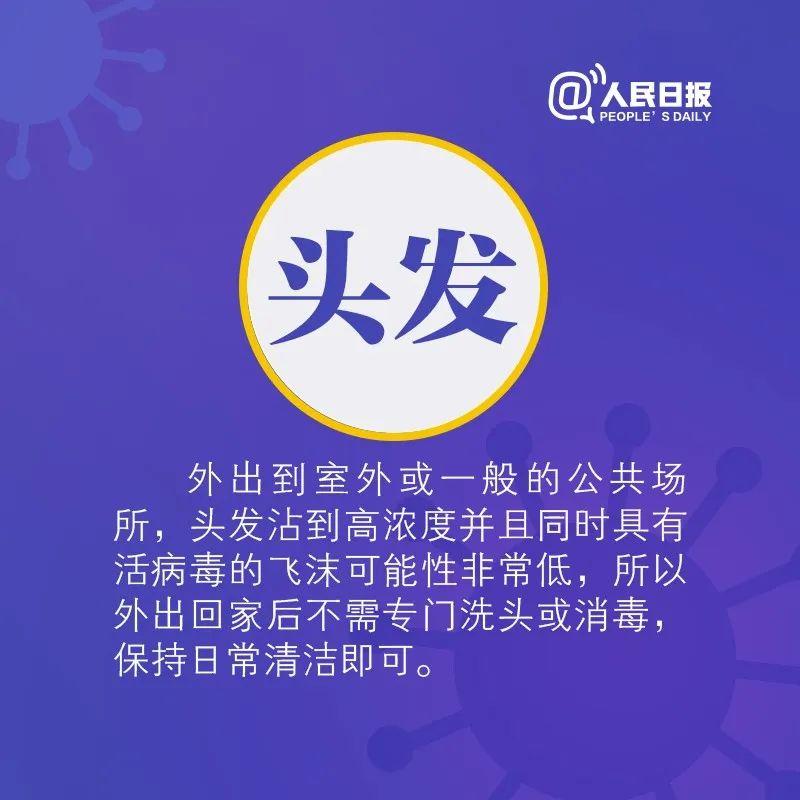 出門後回家,身上哪里(li)最需要(yao)清潔消(xiao)毒?