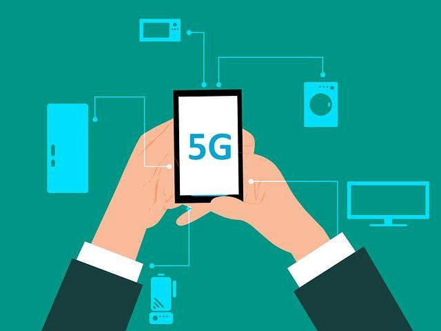 """5G网络建设按下""""加速键"""" 花山区今年将建成267座宏基站"""