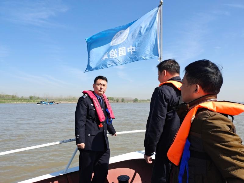 和县:护鱼禁捕 守护长江生态