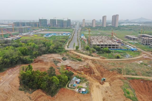 这条新建道路雏形已现!